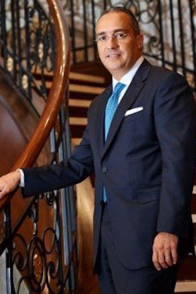 Rami Sayess, Regional Vice President at Four Seasons Hotels and Resorts