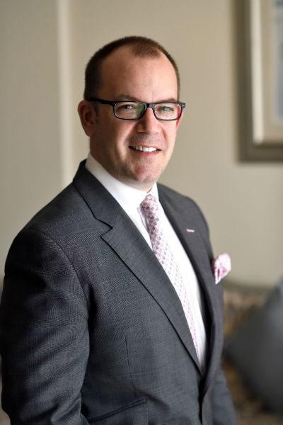 Sebastien Mariette, Area General Manager for Kempinski Egypt